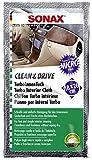 SONAX 04132000 Clean und Drive Turboinnentuch 18 x 26 cm Thekendisplay, 6 ml