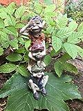 Drei Weisen Pixies Garten Figur entworfen von Anthony Fisher