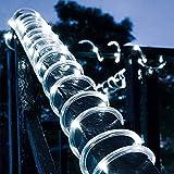 Immagine 1 luci a corda solare esterno