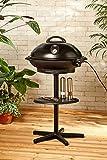 Steba VG 350 BIG Barbecue Säulengrill mit Haube - 16