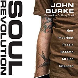 Soul Revolution audiobook cover art
