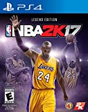 NBA 2K17 - Legend Edition - PlayStation 4