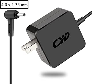 CYD 19V 45W PowerFast-Replacement for Laptop-Charger AC-Adapter ASUS UX305C X540 X541 Q302L Q504UA Q304U Q304U S200E X201E C300SA E402WA UX305F UX430U ZenBook-Flip UX360 UX360C UX360CA UX360U UX360UA