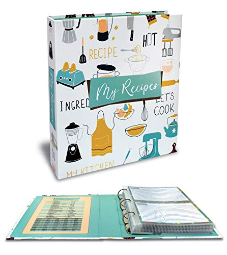 """Set of 40 Deluxe 4/"""" x 6/"""" Recipe Card Sleeves Savers New In Pkg  Photos"""