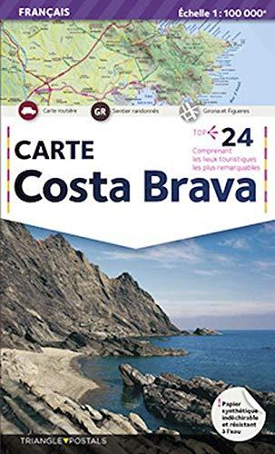 COSTA BRAVA 1/100.000