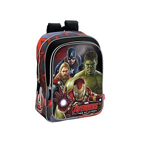 Montichelvo Avengers Mochila Adaptable
