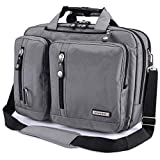 FreeBiz 18.4 Inch Laptop Briefcase Backpack Messenger Shoulder Bag 18 Inch Gaming Notebook Computer Case Handbag for Business Travel