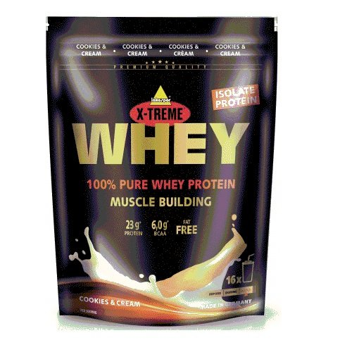 Inko X-Treme Whey Protein 2 x 500g Beutel 2er Pack Cocos