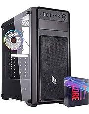 Ordenador Sombremesa Intel i7 8700 4.60 GHz Turbo, 16Gb Ram, T.Gràfica Intel Ultra-HD 630, SSD 480GB, Windows 10, WiFi 300mbps