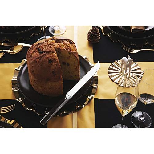 Sambonet 52550-34 Coltello Panettone, Acciaio Inox