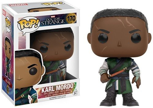 POP! Bobble - Marvel: Doctor Strange: Mordo