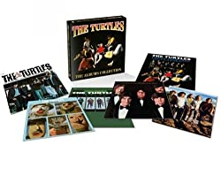 The Turtles Albums Collection