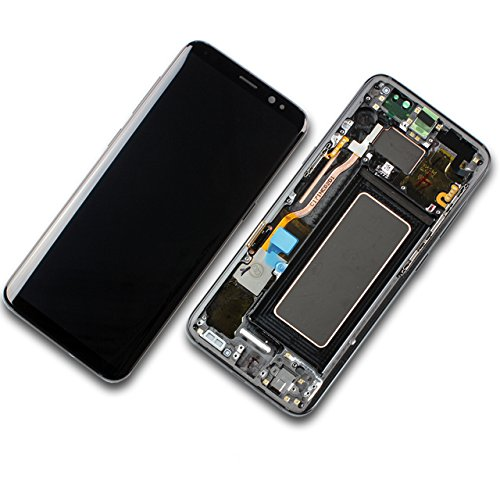Laptiptop Samsung Galaxy S8 Display-Modul + Digitizer SM-G950F schwarz GH97-20457A