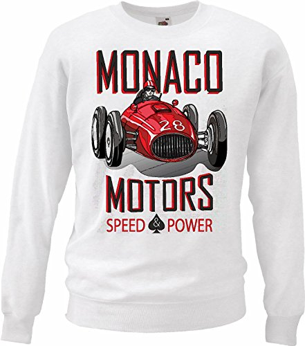 Reifen-Markt Sweatshirt Damen Motiv-300420 Größe 2XL Farbe Weiss Druck