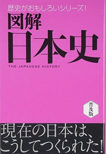 図解日本史 (歴史がおもしろいシリーズ!)