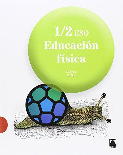 Educación física 1/2 (ed. 2016) - 9788430781423