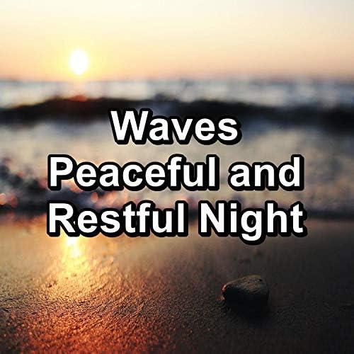 Calming Waves, Waterfall Sounds & Ocean Sounds