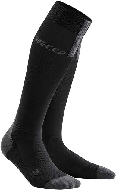 Calcetines de compresi/ón para hombre Calcetines Run 3.0. color negro y gris oscuro Unzutreffend CEP Run Socks 3.0 tama/ño V Hombre Evergreen