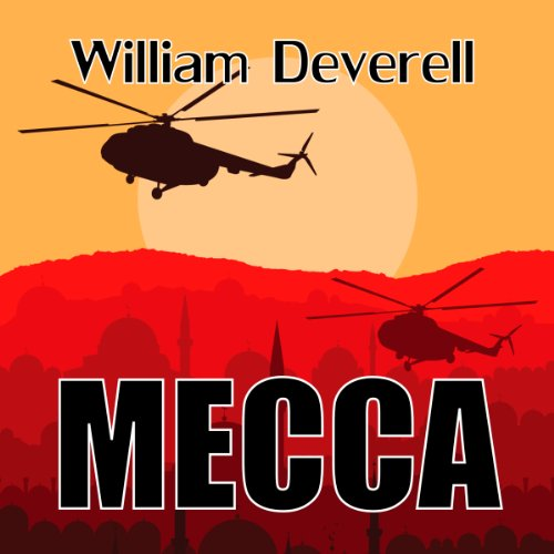 Mecca audiobook cover art