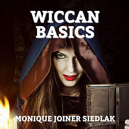 Wiccan Basics audiobook cover art
