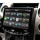 STINGER - Stereo Replacement 10-Inch Touchscreen Radio with Android Auto, Apple CarPlay, Bluetooth, GPS, Dual USB Includes Dash Kit Interface for Ford F-150 (2009-2014)