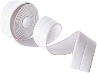 KaLaiXing Tub and Wall Caulk Strip. Kitchen Caulk Tape Bathroom Wall Sealing Tape Waterproof Self-Adhesive Decorative Trim...