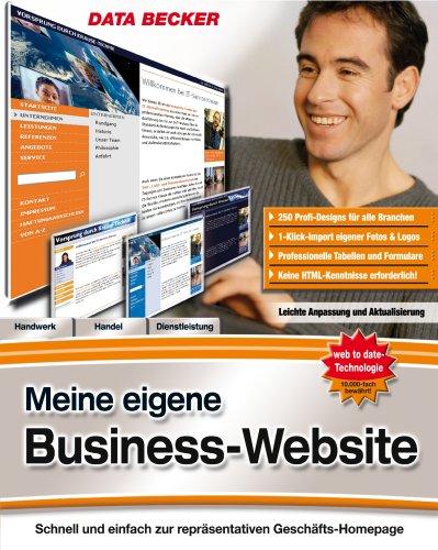 Meine eigene Business Website