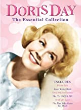 Doris Day: The Essential Collection (Pillow Talk / Lover Come Back / Send Me No Flowers / The Thrill Of It All! / Midnight Lace / The Man Who Knew Too Much)