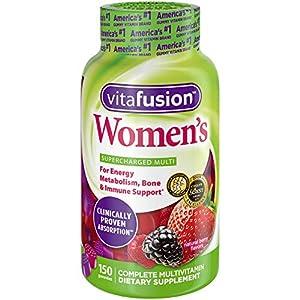 Vitafusion Women's Gummy Vitamins, 150 Count