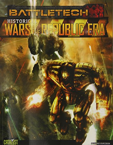 Battletech Wars of the Republic