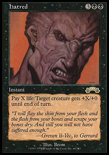 Magic: the Gathering - Hatred - Exodus