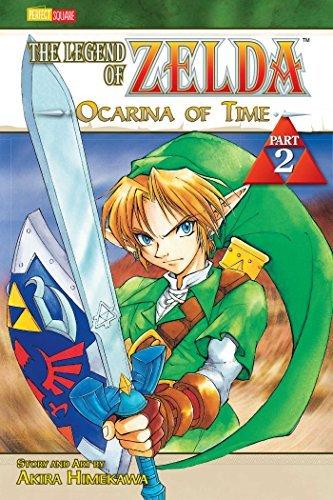 The Legend of Zelda 2 - Ocarina of Time Part 2 by Akira Himekawa (2013)...