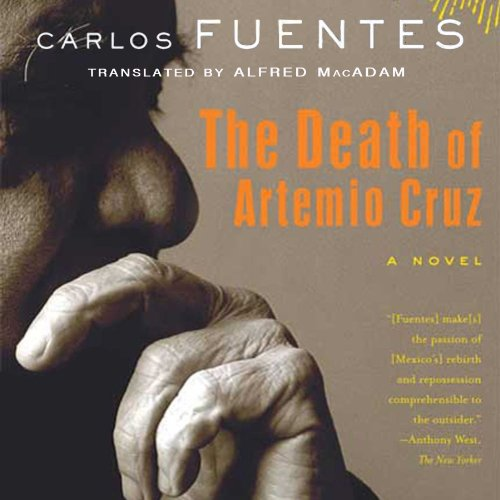 The Death of Artemio Cruz cover art