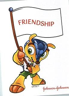2014 Panini World Cup Soccer Sticker #641 Friendship