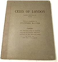 Cries of London [Francis Wheatley, R.A.] 1747 - 1801