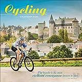 Cycling Square Wall Calendar 2020