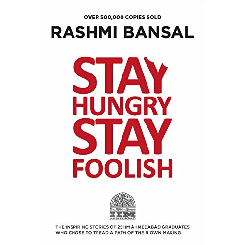 Stay Hungry Stay Foolish cover art
