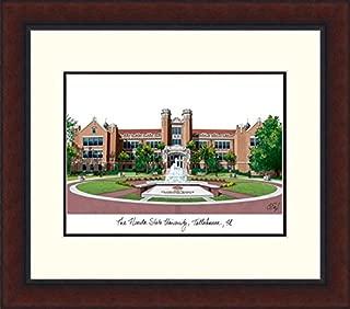 Campus Images FL985LR Florida State University Legacy Alumnus Framed Lithographic Print