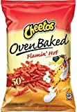 Cheetos Oven Baked Flamin Hot Less Fat 7 5/8 oz. (3 Bags)