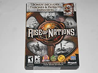 Rise of Nations + Rise of Nations Thrones & Patriots Expansion