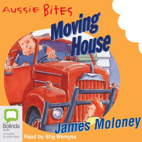 Moving House: Aussie Bites cover art