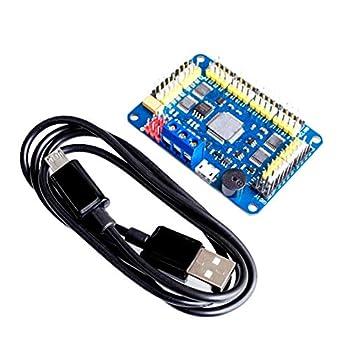 Version 32 Channel Robot Servo Control Board Servo Motor Controller PS2 Wireless Control USB/UART Connection Mode