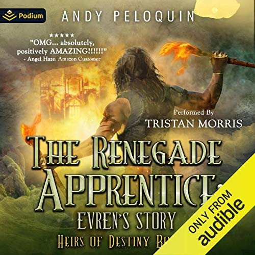 The Renegade Apprentice: Evren's Story cover art