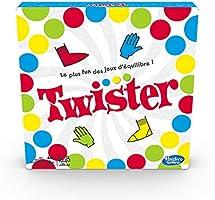 Hasbro Twister - Jeu de societe fun d'équilibre - Version française