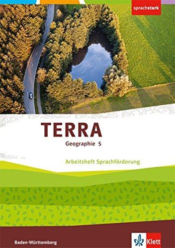 TERRA Geographie BW/AH Sprachförd. 5. Kl. GY
