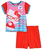 Hello Kitty - Pijamas Enteros - para bebé niña Rojo Rosso