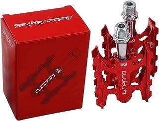 1 Paar Klappbar Fahrradpedal Aluminiumlegierung Rutschfestes Pedale