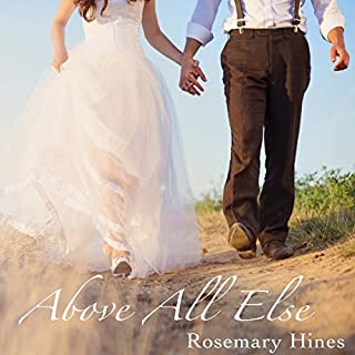 Above All Else audiobook cover art