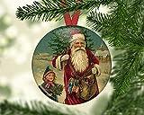 Dozili Victorian Christmas decorations Christmas decorations for tree Christmas kitchen decorations fridgegnets
