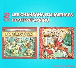 Chansons Malicieuses de Steve Waring